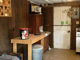 ECO CABIN TO CUT COSTS AND STRETCH OUT YOUR INCOME.