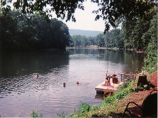HIKE, RIDE TO THE SHENANDOAH TO FISH, BOAT, SWIM