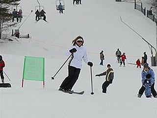 NEAR BRYCE MOUNTAIN SKI AREA FOR SNOW FUN