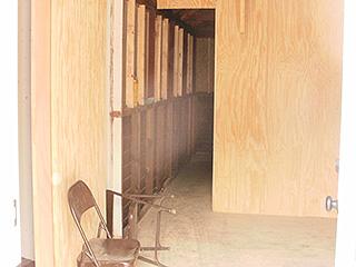 NEW FLOOR PLAN; ENCLOSED SCREENED WINDOWS
