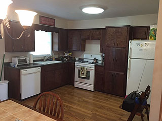 REAL CHEF'S KITCHEN W/ ALL APPLIANCES