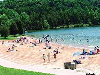 VISIT LAKE ARROWHEAD TO FISH, SWIM, AND CANOE