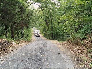 WILD 4WD REGION W/ TALL WOODS, LONELY TRAILS