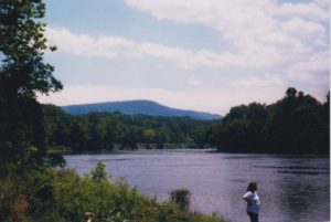 OH! SHENANDOAH, SEE RIVER FROM HOMESITE