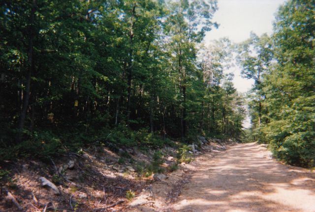 HIKE, RIDE ATVS, HORSES FOR MILES ALONG DIRT TRAIL