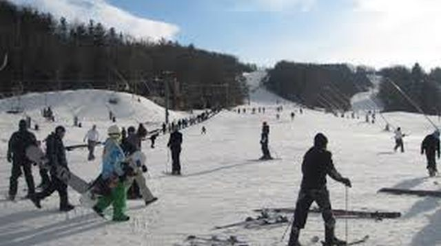 BEAT THE RUSH TO SKI AREAS FROM TAX CUT MONEY