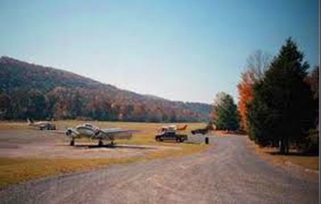 DRIVE IN OR FLY IN TO A PAVED RESORT AIRSTRIP