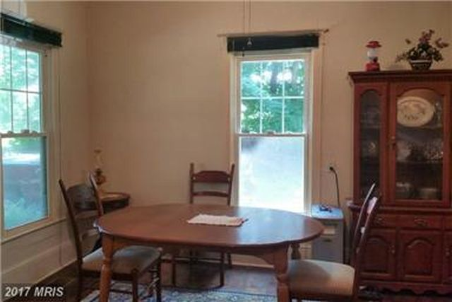 A separate dinning room for family and friends.