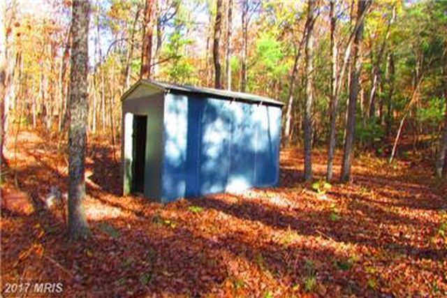STORAGE SHED FOR YOUR BOAT, CANOE, & PICNIC SUPPLIES